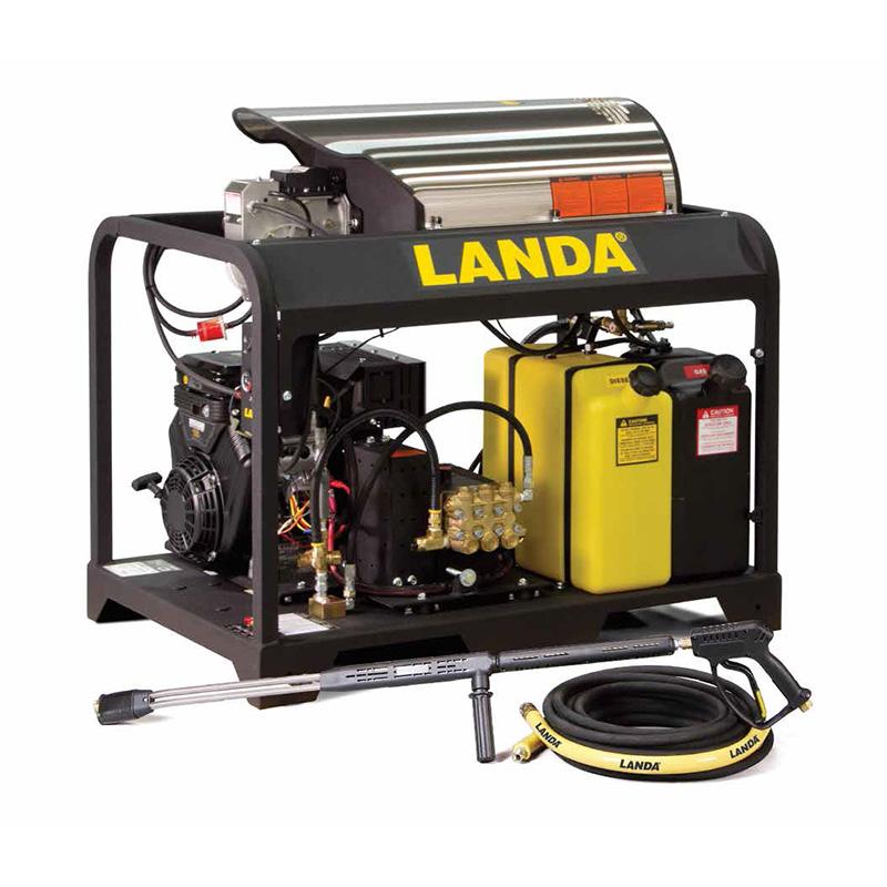 Pressure Washing Equipment : Pgdc hot water pressure washer gateway cleaning equipment